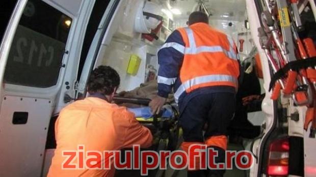 La Salatrucu – Turist danez cazut in prapastie – De la vânătoare la spital