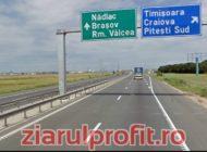 ATENTIE SOFERI! Banda de circulatie blocata pe autostrada