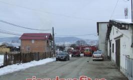 EXCLUSIV! Casa sârbului Jancovick a luat foc in această dimineaţă - Afacerea cu flori a familiei ar fi putut fi distrusă