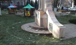 Monument unic în România lăsat  în paragină la Curtea de Arges