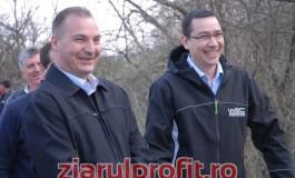 EXCLUSIV ! Trezorierul PSD si Victor Ponta pictati in biserica regala ? Deputatul Draghici sustine ca este ctitorul necropolei regale