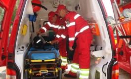 Sot si sotie la spital in urma unui accident