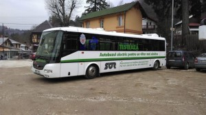 S-a confirmat - 25 de autobuze electrice pentru Pitesti
