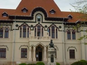 casa de cultura tudor musatescu