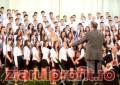 """Corul Colegiului Naţional Pedagogic """"Carol I"""" pregăteşte un concert dedicat femeii"""