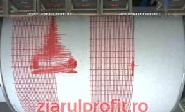 CUTREMUR în urmă cu puțin timp în România. Seismul a avut magnitudinea 4.3