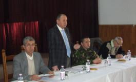 Cadrele militare în rezervă şi retragere au întrunit AGA