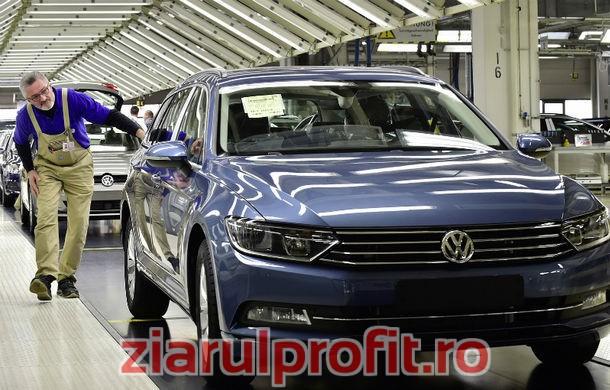 ATENTIE ! Volkswagen recheamă în service 410.000 de mașini VEZI CARE SUNT PROBLEMELE