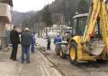 La Rucăr, lucrările la alimentarea cu apă sunt grăbite de CNADNR