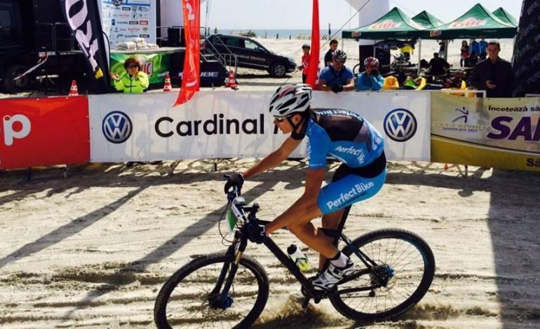 Litoralul românesc, pe harta mondială a ciclismului olimpic Peste 400 de cicliști naționali și internaționali au pedalat la Beach Race XCO