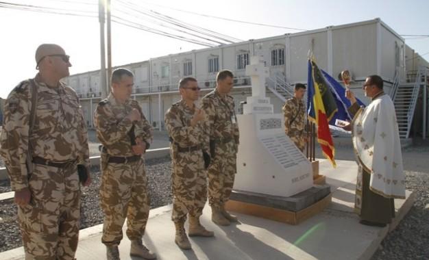 Ziua Forţelor Terestre sărbătorită si în Afganistan