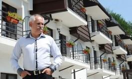 Dumitru Grecu dă lovitura -Construieşte un sanatoriu cu tratamente împotriva îmbătrânirii la Curtea de Argeş