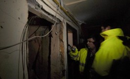 ACUM ! Explozie intr-un apartament din Arges - O victima si daune serioase la bloc