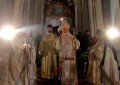Lumina adusa de la Ierusalim cu avionul la Curtea de Arges