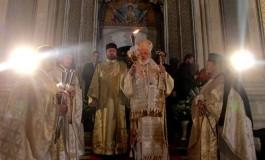 Slujba de Inviere de la Mânăstirea Curtea de Argeș, în direct pentru întreaga țară