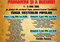 Trei zile de sărbătoare si voie bună la Mioveni – Programul complet al festivităţilor