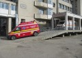 Ambulanţa şi Smurd-ul ţinute ocupate de alcoolici