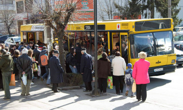 O noua linie de autobuz la Pitesti - Vezi traseul