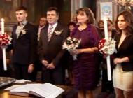 GALERIE FOTO - Seful CJ Argeş, Florin Tecău, naş la douǎ nunţi cu aceiaşi miri !