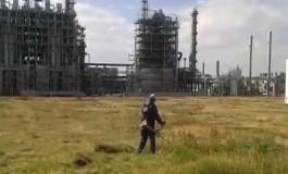 La Arpechim se ard ilegal şi pe ascuns, deşeurile unor agenţi economici