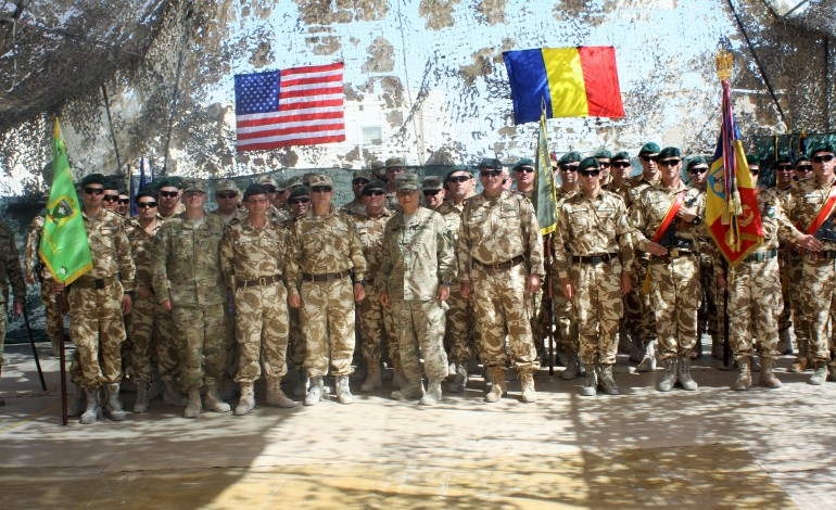 Militarii argeşeni pleacǎ, din nou, în Afganistan