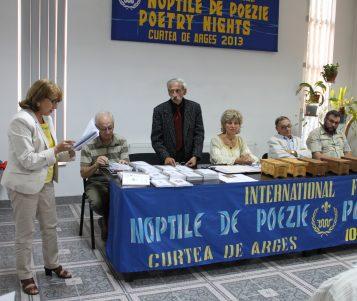 """Încep """"Nopțile de Poezie de la Curtea de Argeș"""" - PROGRAMUL MANIFESTĂRILOR"""