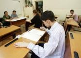 Doi elevi de la Vlaicu dati afara din BAC - Au fost prinsi copiind