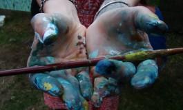 Vernisaj de pictura si grafica - Elevii lui Traian Duta isi expun lucrarile
