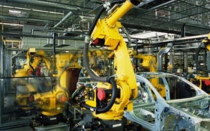 Rezultatele robotizării uzinei de la Mioveni-locuri de muncă în curs de dispariţie