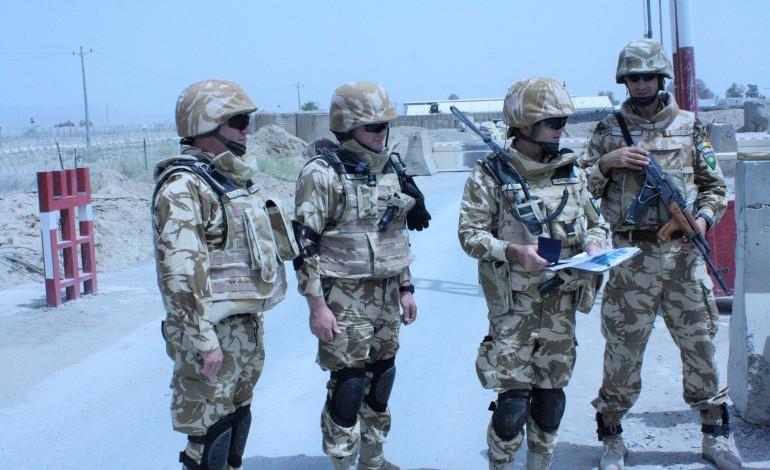 Cu binecuvântarea preotului și o slujbă – Militarii argeșeni au început misiunea în Afganistan