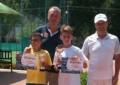 Un puşti din Mioveni, viitoarea speranţǎ a tenisului românesc
