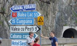 Politistii in alerta - Infractiuni economice la Barajul Vidraru
