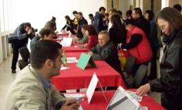 La Bursa Locurilor de munca din Argeş, 775 posturi vacante şi doar 3 angajări ! Alte 200 persoane au fost selectate