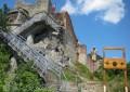 Incapabil să ducă la bun sfârşit proiectul Molivisu, Consiliul Judeţean Areges îşi face planuri cu Cetatea Poenari