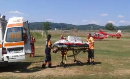 Virusul care a mai omorat un copil, ataca din nou - Elicopterul a aterizat la Pitesti pentru un pacient de 8 luni