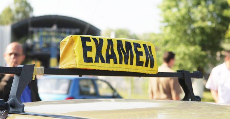 EXCLUSIV!La Curtea de Argeş examenul auto nu se va mai da joia