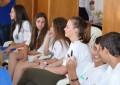"""Zeci de tineri voluntari se implică """"ÎN COMUNITATEA MEA"""""""
