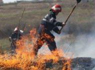 Incendii la... foc automat in Argeș ! În Albești, Baiculesti, Bascov si alte 7 localitati