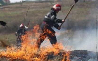 Canicula poate provoca incendii – Vezi cum sa te aperi de temperaturile extreme
