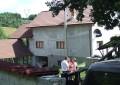 Perchezitii Hidroelectrica Curtea de Arges – Un director si-ar fi luat Mercedes din banii primiti spaga