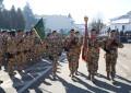 Batalionul 33 Vânători de munte din Curtea de Argeş vine acasă