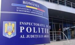 IPJ Argeş a cheltuit sume fabuloase pe reparaţii la posturile de poliţie