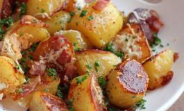 RETETA ZILEI - Cartofi grecesti