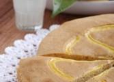 Reţeta zilei: Prăjitură cu lămâie, o reţetă rapidă şi gustoasă