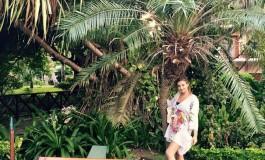 Pentru cǎ a gǎsit o super ofertǎ,  Lorena Toma, vacanţǎ de lux în Caraibe