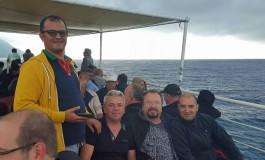 Vicele Mitrofan a plecat in pelerinaj la Muntele Athos, cu liberalii