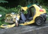 GALERIE FOTO ACCIDENT ARGES ! Imagini de cosmar! 3 Morti si 14 raniti, multi in stare critica