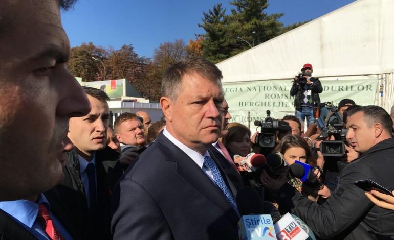 Iohannis nu a venit la Pitesti – Procesul s-a amanat