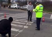 A fost arestat pe loc! Sofer beat si fara permis a facut accident