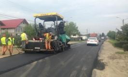 Domnule Tecau, puneti biciul pe ei sau infirmati zvonurile ! Ca tiganul la mal -  Trei km din DN73 nu se vor asfalta !
